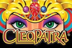 Cleopatra logo - one of the most popular  IGT slots